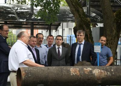 Музей магистрального транспорта газа ООО «Газпром трансгаз Москва»