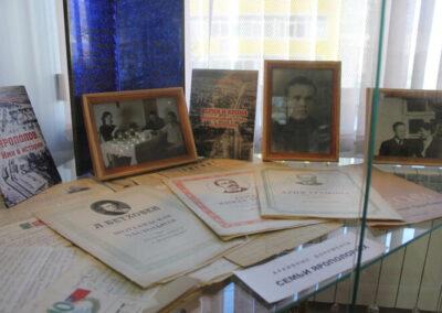 Музей трудовой славы АО «Ангарская нефтехимическая компания»