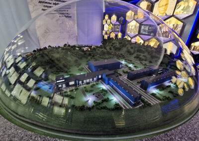 Экспозиционно-информационный центр ФГУП «ГХК» (музей ГХК)
