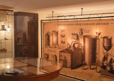 Культурно-исторической проект «Аптекарский двор» («Пермфармация»)