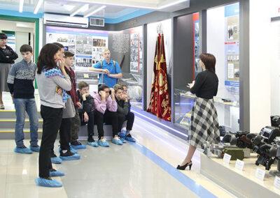 Музей истории Красногорского завода имени С.А. Зверева (ПАО КМЗ)