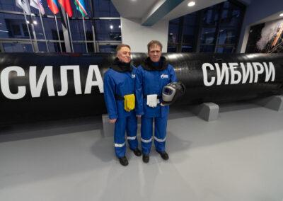 Музей истории и достижений «Газпром трансгаз Томск»