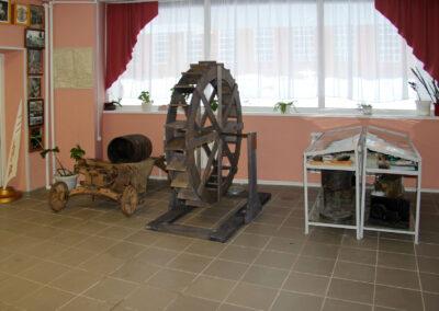 Музей истории АО «Очерский машиностроительный завод»