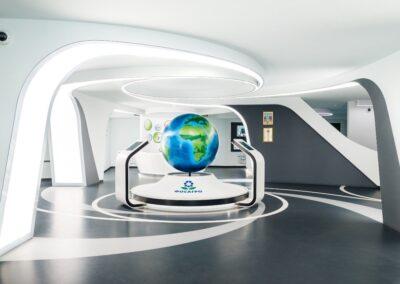 Интерактивно-познавательный центр «Зеленая планета»