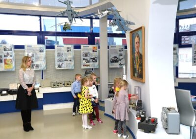 Музей истории АО «Арзамасский приборостроительный завод имени П.И. Пландина»