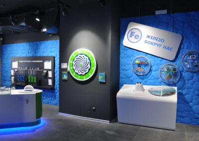 Музей металлургической промышленности ПАО «СЕВЕРСТАЛЬ»