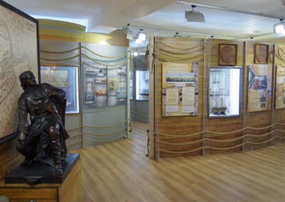 Музей истории АО «Адмиралтейские верфи»