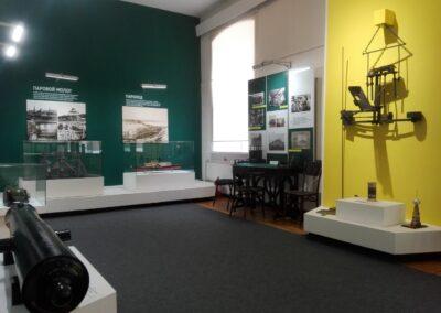 Музей истории Группы предприятий «Мотовилихинские заводы» (Музей пермской артиллерии)