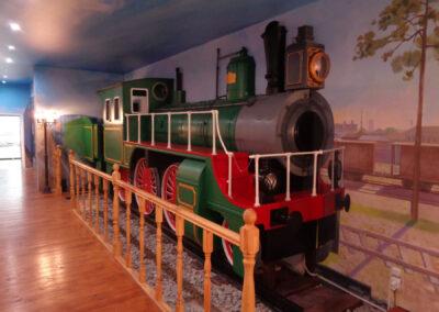 Музей Горьковской железной дороги