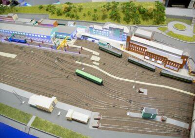 Музей Восточно-Сибирской железной дороги