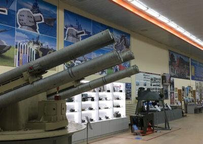 Выставочный комплекс – музей науки и техники АО «АК «Туламашзавод»