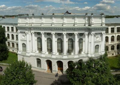 Торжественная церемония награждения победителей конкурса «Корпоративный музей» пройдет в белом зале