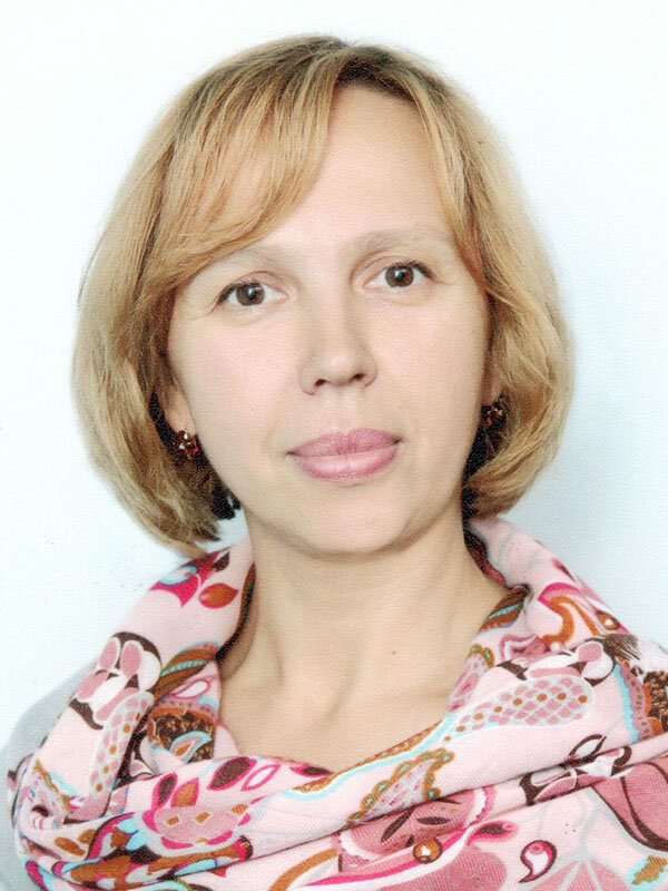 Мельникова Ирина Юрьевна