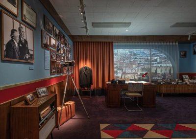 Кабинет-музей в ТАСС